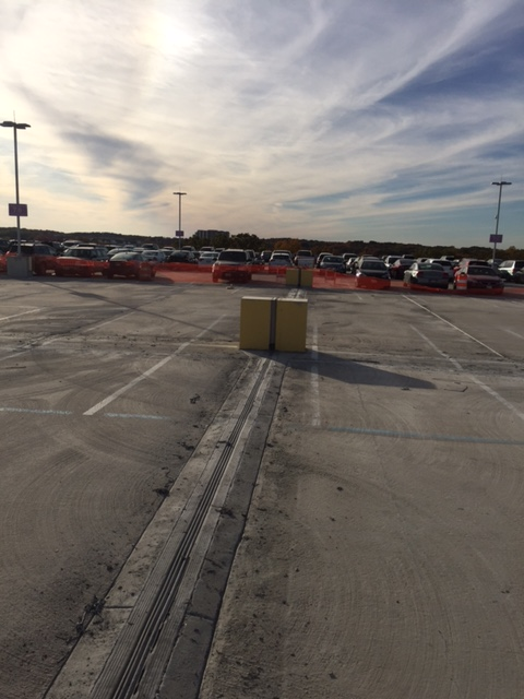 Casino Parking Lot - Before 2