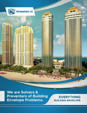 We are Solvers and Preventers of Building Envelope Problems