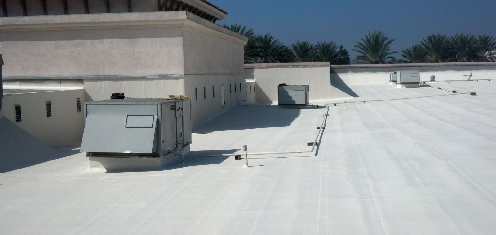 The Trials And Tribulations Of Replacement of a Commercial Roofing System