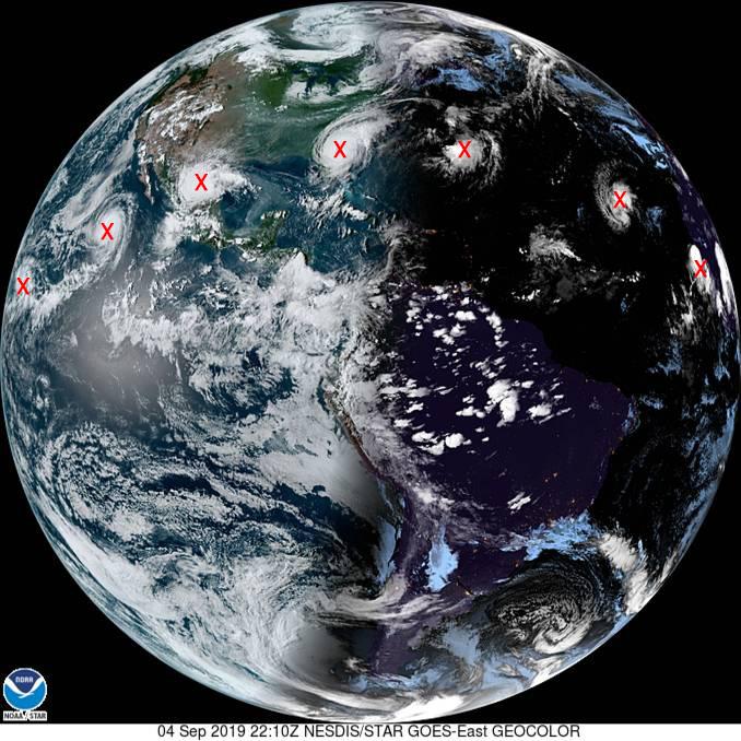 Major Hurricane Dorian