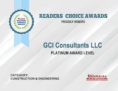 GCI Consultants - Readers Choice Award 2020