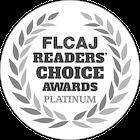 FLCAJ Readers Choice Awards - Platinum