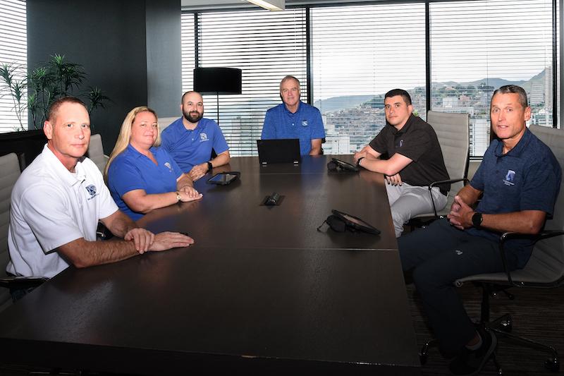 GCI Building Envelope Expert Witness Team -  Alfonso Alzamora, Chris Matthews, and Shauna Serafini